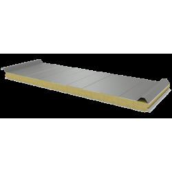 PWD-W - 60 MM, панели крыши, минеральная вата RAL 7035