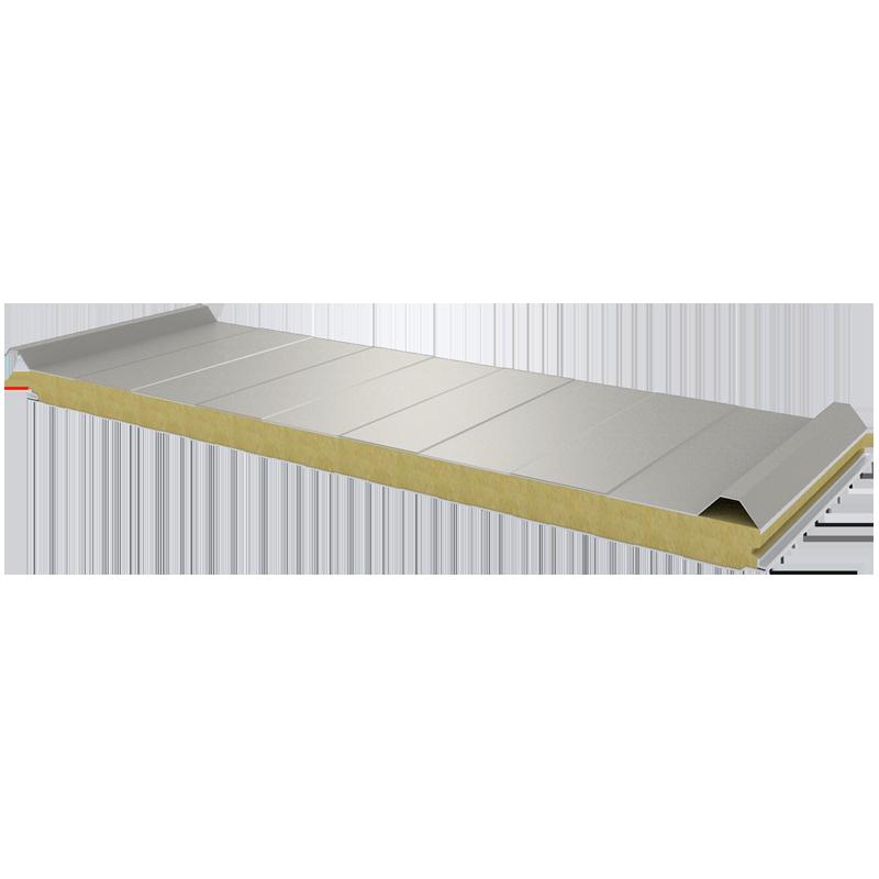 PWD-W - 60 MM, панели крыши, минеральная вата RAL 9002