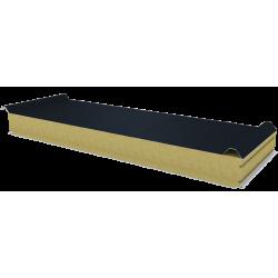 PWD-W - 100 MM, Płyty dachowe, wełna mineralna RAL 7016