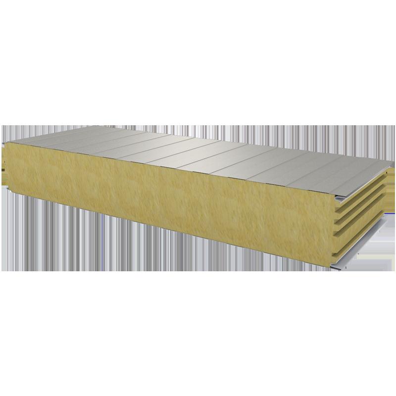 PWS-W - 150 MM, Stěnové panely, minerální vlna RAL 9002