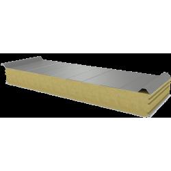 PWD-W - 125 MM, Płyty dachowe, wełna mineralna RAL 7035