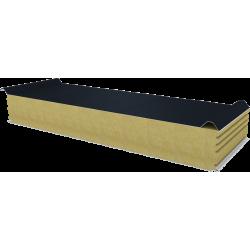 PWD-W - 150 MM, панели крыши, минеральная вата RAL 7016