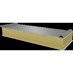 PWD-W - 150 MM, панели крыши, минеральная вата RAL 7035