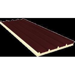 AGRO 120 mm - Fiberglass, Dach Sandwichplatten RAL 3009